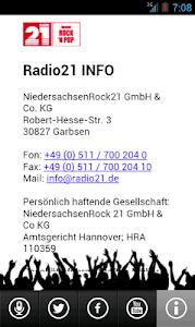 RADIO 21 screenshot 4