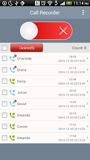 Super Call Recorder screenshot 06