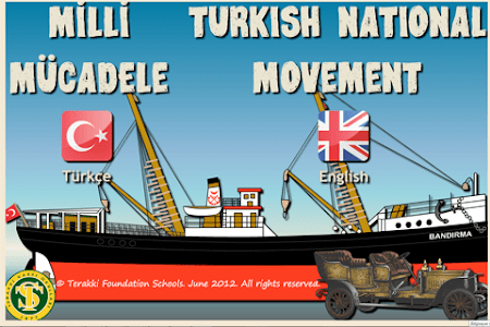 Turkish National Movement screenshot 0