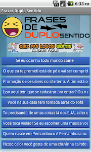 Frases de Duplo Sentido screenshot 0