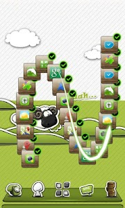 Next Launcher Theme P.Sheep screenshot 5