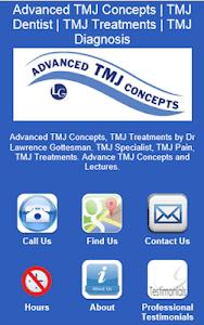 Advanced TMJ Concepts screenshot 0