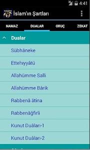 İslam'ın Şartları screenshot 11