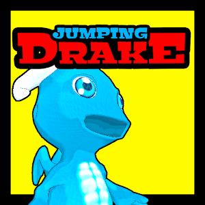 Jumping Drake