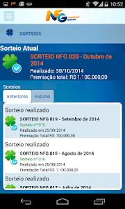 Nota Fiscal Gaúcha - NFG Móvel screenshot 5