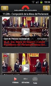 Canal Parlament screenshot 1