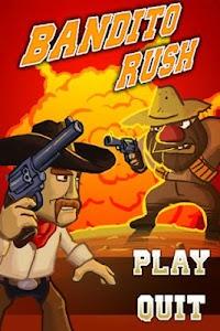 Bandito Rush screenshot 0