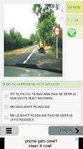 Testi i autoshkolles AutoStop - screenshot thumbnail 03