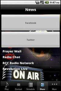 RCC Radio screenshot 4