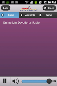 Radio Jinvaani screenshot 1