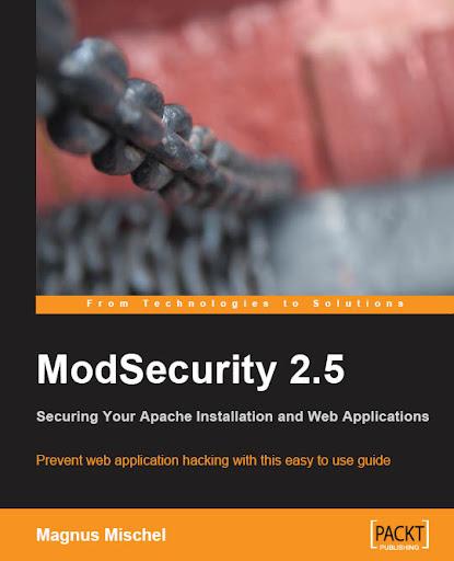 ModSecurity 2.5 book
