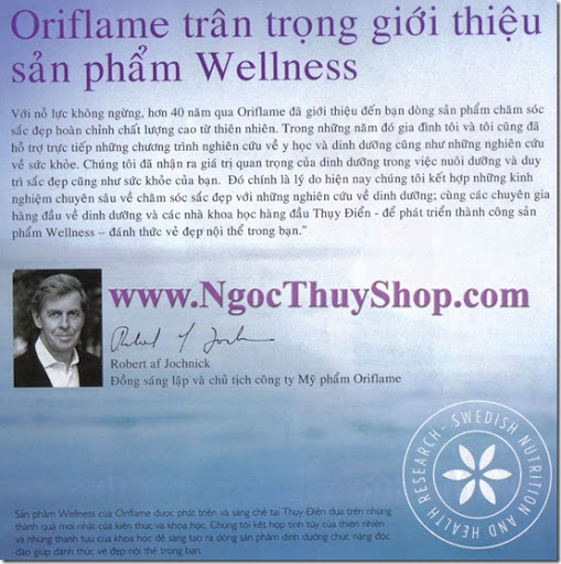 Wellness By Oriflame - Trang 2