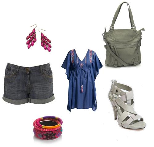 Exotic Jet Set St Tropez Look by Clothes Clothes Clothes! Challenge of the Month