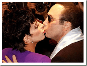 Liza Minnelli dan David Ges