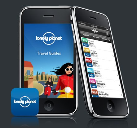 Lonely Planet apuesta por los formatos digitales