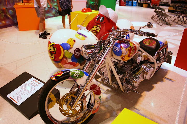 Jelly Belly Motorbike