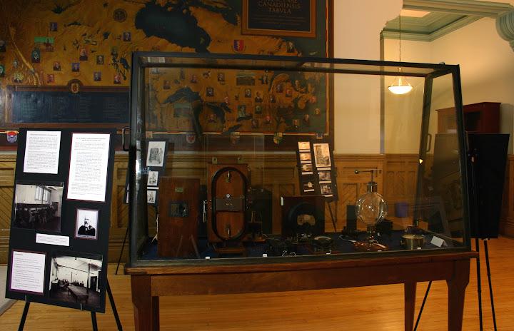 "The Galvanometer Case, ""Toronto Electrical Exhibition!"""