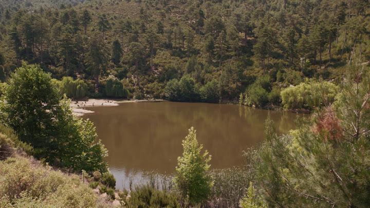 Thassos lake