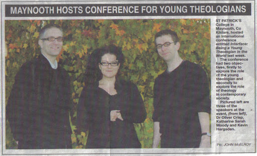 Interface Conference covered in The Universe newspaper