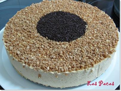 Tarta Mousse de Turrón (3)