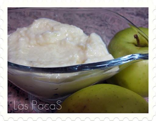 mahonesa manzana