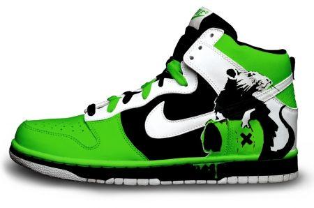Gambar : Nike-shoes-design-rat