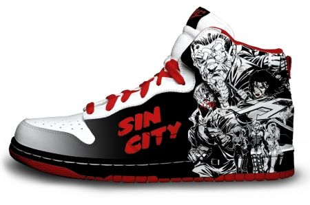 Gambar : Nike-shoes-design-sin-city