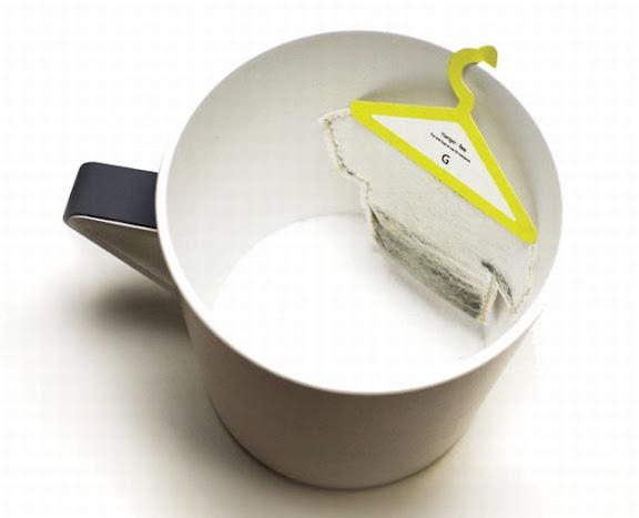 Foto Unik : Design unik teh celup