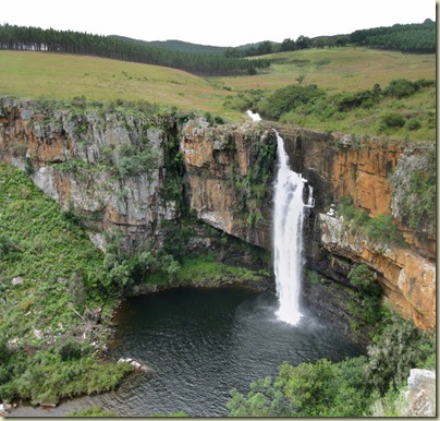Berlyn Falls Blyde River Canyon Nature Reserve Mpumalanga South Africa