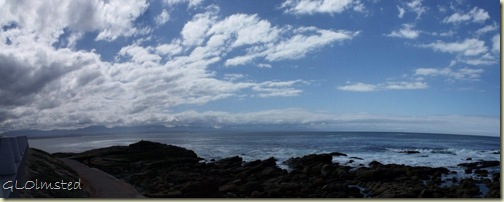 Mossel Bay & Outeniqua Mountains R328 Garden Route Western Cape South Africa