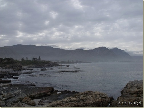 Walker Bay from Whaling Museum Hermanus Western Cape South Africa