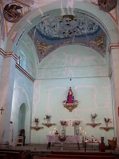 Templo del Patrocinio, llama la atención en Oaxaca la austeridad de esta Iglesia
