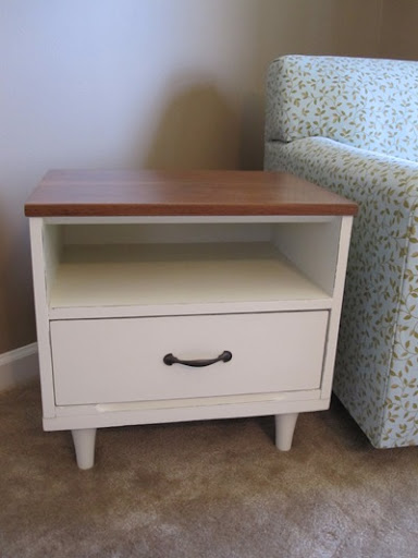 I Was Looking For A Small End Table To Go Next To My Newly Reupholstered  Couch. I Drove Past This Yard Sale Three Times Before I Stopped And Offered  The Guy ...