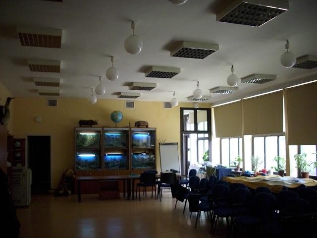 Sala dydaktyczna w oliwskim zoo