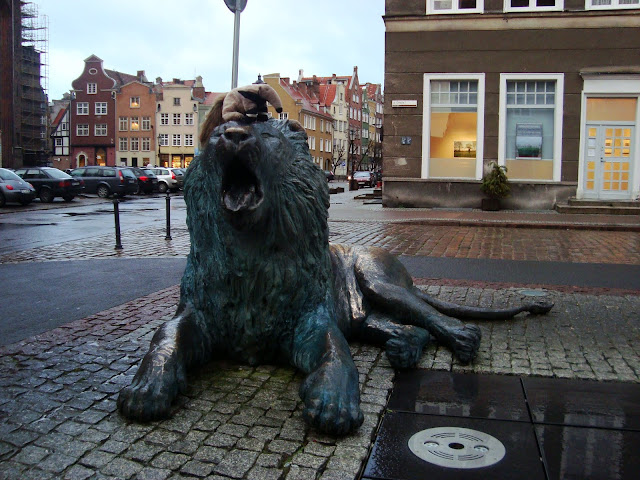 Tadeusz - poskramiacz lwów!