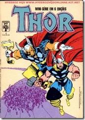 Thor -  Saga de Surtur 2 de 6