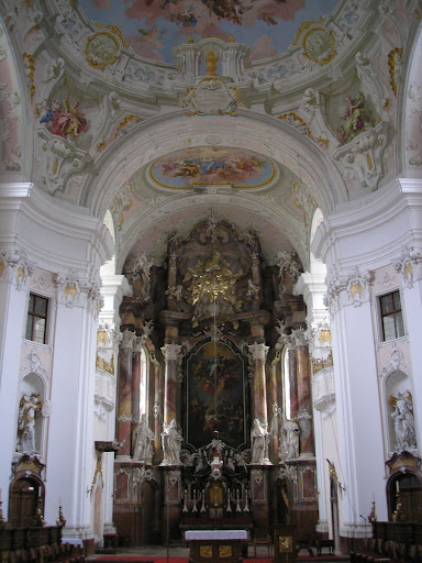 Everyone knows that Catholics are a bit crazy, but check out this church. Actually, thats not that crazy.