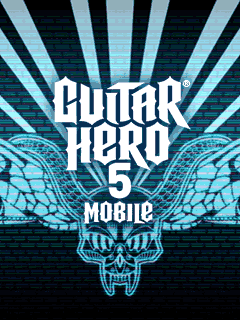 2009.11.25 11.33.45 2 Guitar Hero 5 Mobile com 34 músicas em MP3   (Português)