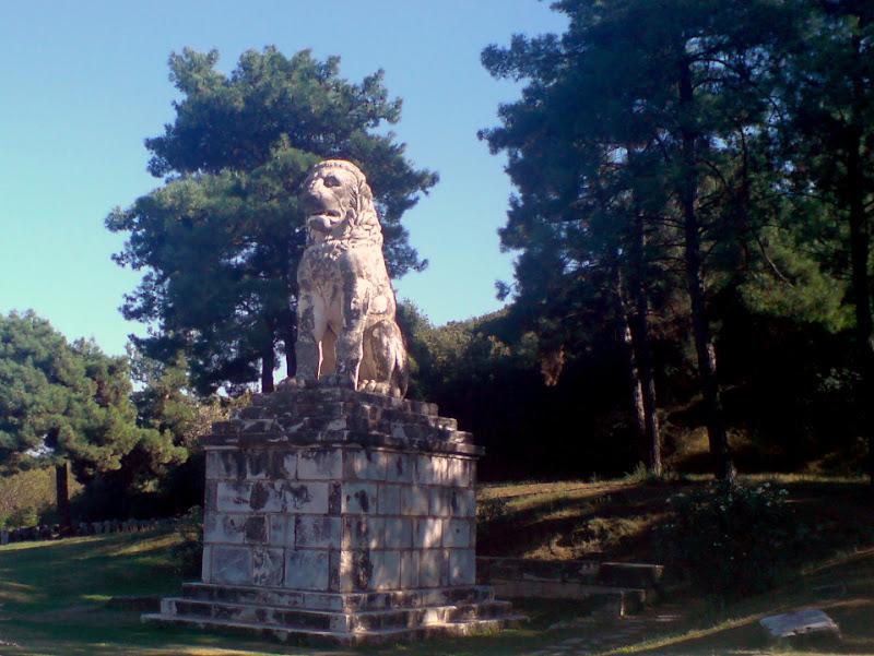 Το Λιοντάρι της Αμφίπολης - The Lion of Amfipolis (3/4)