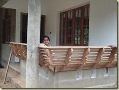 Kerala Interior Design And Wood Work Charupady In Teak Wood