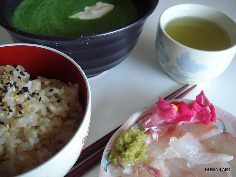Like sakura and matcha... Comme sakura et matcha...