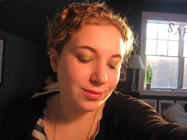 spring makeup 1