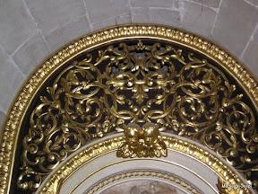 Celosia de capillas laterales