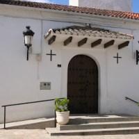 San Benito Abad y el Cristo de la Avellaneda. Iglesia de Castañar de Ibor