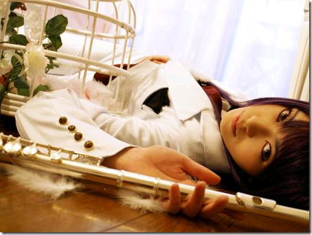 kin'iro no corda cosplay - yunoki azuma 02