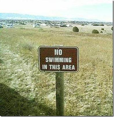 no_swimming