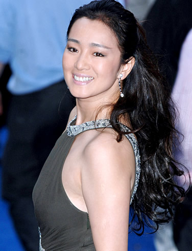 gong li miami vice video photos