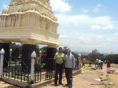 Samaresh & Udhaya @ Lalbagh