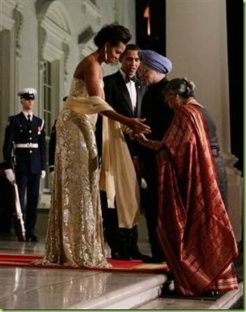 MOTUS AD Michelle Obama Royal Wedding Crasher