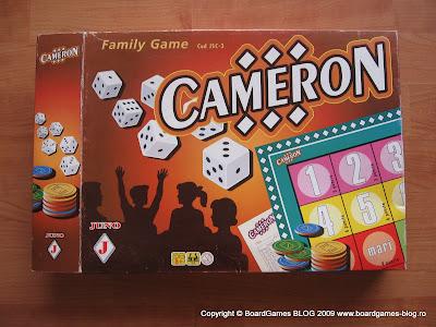 Cameron- Descriere si regulament limba romana